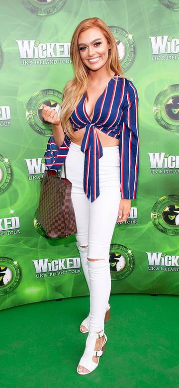 Wicked The Musical Opening Night