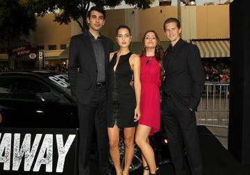L.A. Premiere Of Getaway
