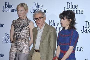 Paris premiere of Woody Allen's 'Blue Jasmine'