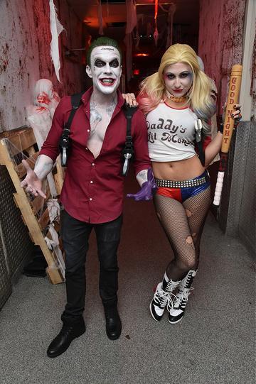 Heidi Klum's 16th Annual Halloween Party