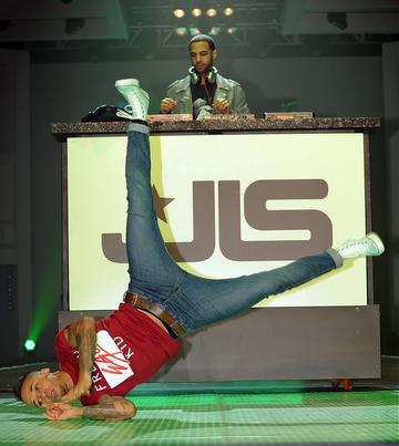 JLS Through The Years