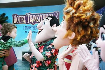 Hotel Transylvania 3 Movie Launch Day