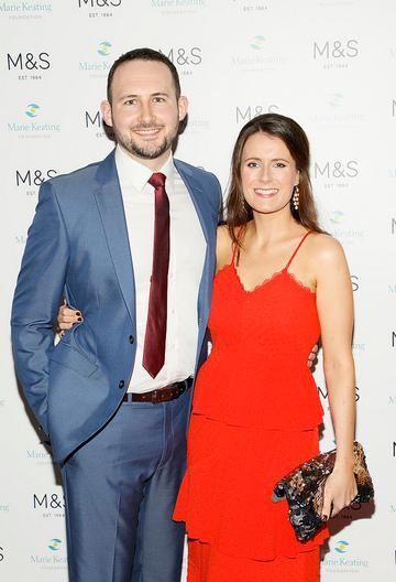 2018 Marks & Spencer Ireland Marie Keating Foundation Celebrity Golf Classic