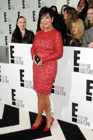 E! Upfront Red Carpet