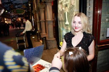 Houdini Premiere with Harry Potter's 'Luna Lovegood' Evanna Lynch,Stuart Brennan and Jamie Nichols.