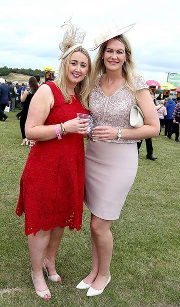 Kilbeggan Races Best Dress Lady Competition