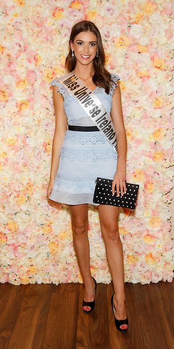Miss Universe Launch Event