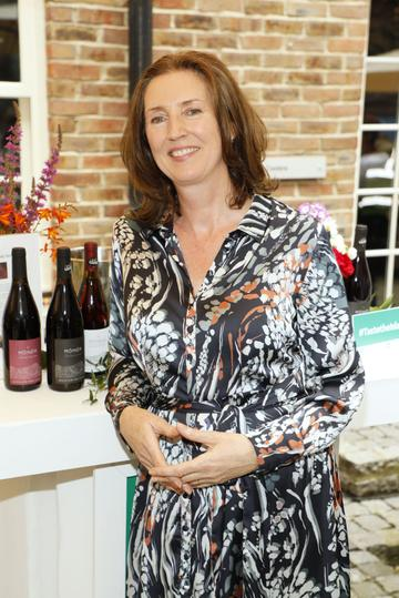 Pamela Walsh at the launch of Taste the Island, a 12 week celebration of Ireland's seasonal ingredients, adventurous tastes and bold experiences taking place this September, October and November. Photo: Kieran Harnett