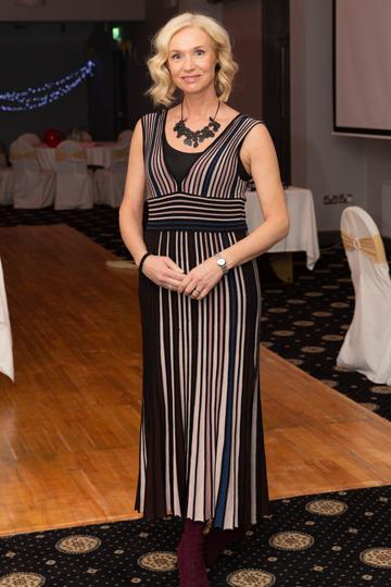 Máire Eilis Ní Fhlatharta pictured at the Valentine's Day Wrap Party of the soap opera Ros na Rún in Park Lodge Hotel, Spiddal.  Photo: Martina Regan.