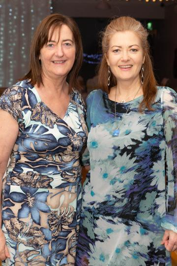 Sargient O'Shea and Ann Marie Ní Oráin pictured at the Valentine's Day Wrap Party of the soap opera Ros na Rún in Park Lodge Hotel, Spiddal.  Photo: Martina Regan.