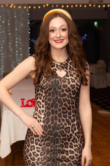 Mairín De Buitléir pictured at the Valentine's Day Wrap Party of the soap opera Ros na Rún in Park Lodge Hotel, Spiddal.  Photo: Martina Regan.
