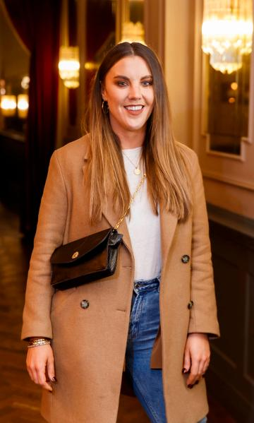 Sarah Hanrahan at the launch of Cinema di Peroni, celebrating Italy in the movies, and the latest addition to its portfolio Peroni Libera 0.0%. Cinema di Peroni Dublin took place at The Stella Cinema in Rathmines, screening the award nominated The Talented Mr. Ripley. Picture: Andres Poveda