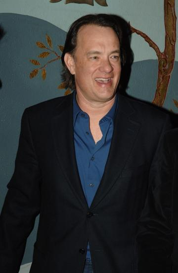 """2006: Tom Hanks during HBO Original Series """"Big Love"""" Premiere - Red Carpet at Grauman's Chinese Theater in Hollywood, California, United States. (Photo by Jeff Kravitz/FilmMagic, Inc for HBO LA)"""