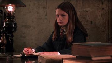 Bonnie Wright portrayed Ron's sister Ginny Weasley in the films. She has since gone on to direct and appear in short films. She also partook in The Great Sport Relief Bake Off and works as an activist for Greenpeace.  Image credit: Warner Bros