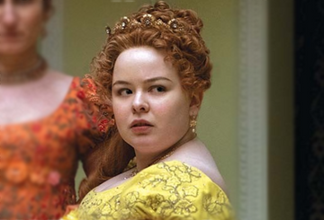 Galway actress Nicola Coughlan is best known for her role in Netflix/Channel 4's 'Derry Girls'. She signed on to play enelope Featherington in the period drama series.  Image credit: Netflix (2020)
