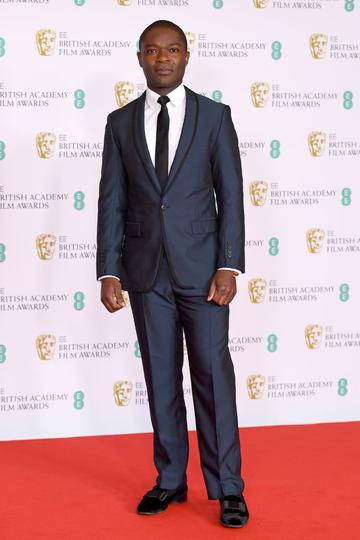 Awards Presenter David Oyelowo attends the EE British Academy Film Awards 2021 at the Royal Albert Hall on April 11, 2021 in London, England. (Photo by Jeff Spicer/Getty Images)
