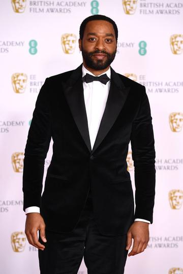 Awards Presenter Chiwetel Ejiofor attends the EE British Academy Film Awards 2021 at the Royal Albert Hall on April 11, 2021 in London, England. (Photo by Jeff Spicer/Getty Images)