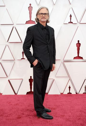 Michael Scheuerman attends the 93rd Annual Academy Awards at Union Station on April 25, 2021 in Los Angeles, California. (Photo by Matt Petit/A.M.P.A.S. via Getty Images)