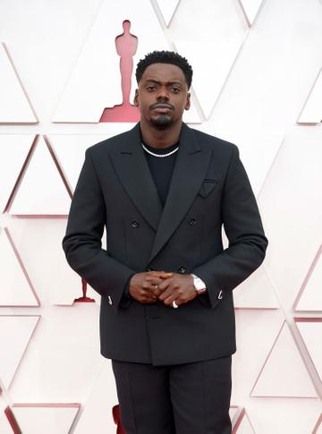 Daniel Kaluuya attends the 93rd Annual Academy Awards at Union Station on April 25, 2021 in Los Angeles, California. (Photo by Matt Petit/A.M.P.A.S. via Getty Images)