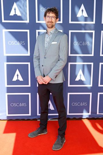 Matt Everitt attends a screening of the Oscars on Monday April 26, 2021 in Sydney, Australia. (Photo by Rick Rycroft-Pool/Getty Images)