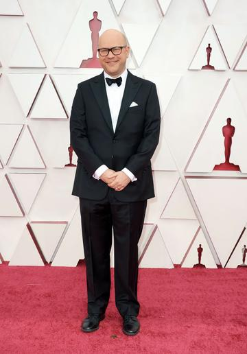 Dan Scanlon attends the 93rd Annual Academy Awards at Union Station on April 25, 2021 in Los Angeles, California. (Photo by Matt Petit/A.M.P.A.S. via Getty Images)