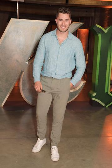 """Curtis Pritchard attends a special preview screening of Marvel Studios """"Loki"""" presented by Disney+ on June 8, 2021 in London, England. (Photo by David M. Benett/Dave Benett/WireImage)"""
