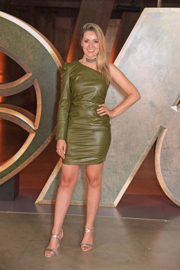 """Larissa Eddie attends a special preview screening of Marvel Studios """"Loki"""" presented by Disney+ on June 8, 2021 in London, England. (Photo by David M. Benett/Dave Benett/WireImage)"""