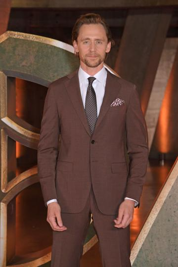 """Tom Hiddleston attends a special preview screening of Marvel Studios """"Loki"""" presented by Disney+ on June 8, 2021 in London, England. (Photo by David M. Benett/Dave Benett/WireImage)"""