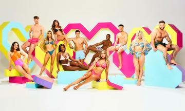 Love Island 2021 contestants