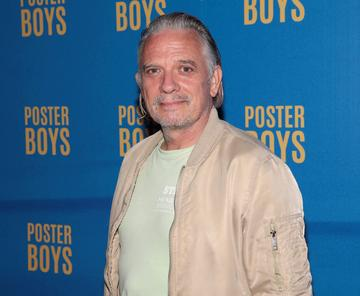 Comedian Joe Rooney pictured at the gala preview screening of Poster Boys at Omniplex , Rathmines,Dublin.  Picture PIP