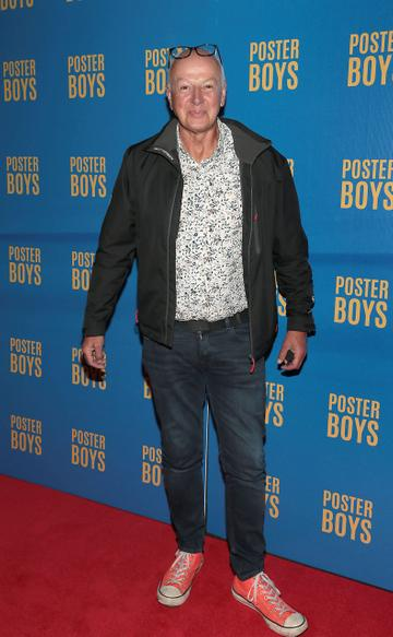 Bobby Kerr pictured at the gala preview screening of Poster Boys at Omniplex , Rathmines,Dublin.  Picture PIP
