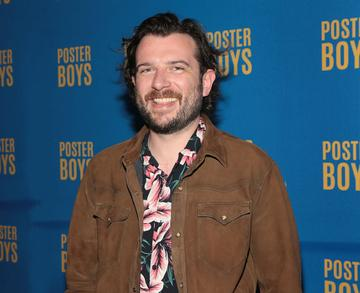 Actor Kevin McGahern pictured at the gala preview screening of Poster Boys at Omniplex , Rathmines,Dublin.  Picture PIP