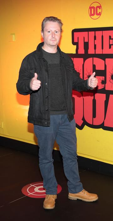The Irish Premiere of Suicide Squad at Cineworld,Dublin Picture: PIP