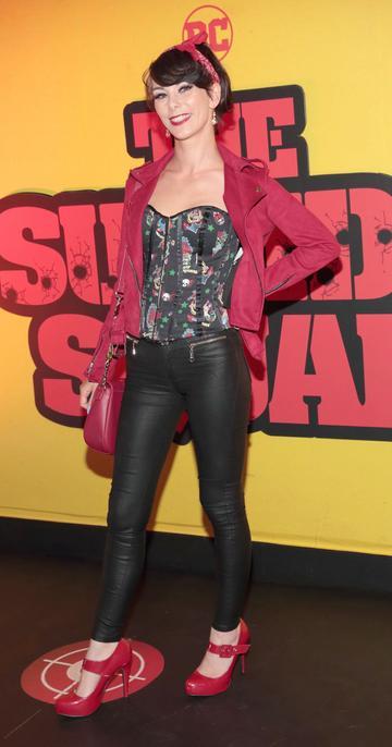 The Irish Premiere of Suicide Squad at Cineworld, Dublin Picture: PIP