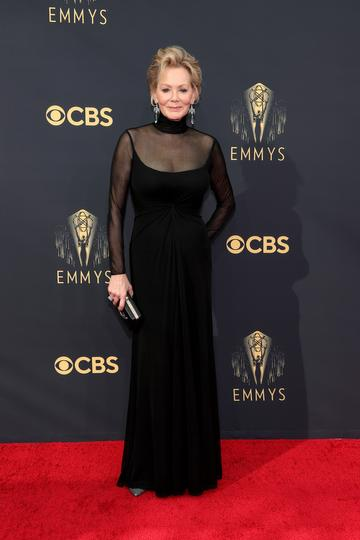LOS ANGELES, CALIFORNIA - SEPTEMBER 19: Jean Smart attends the 73rd Primetime Emmy Awards at L.A. LIVE on September 19, 2021 in Los Angeles, California. (Photo by Rich Fury/Getty Images)