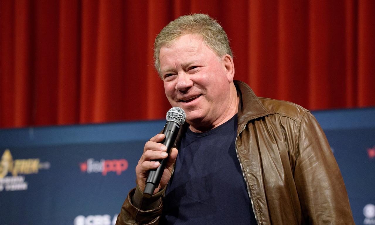 william shatner of trek fame is launching into
